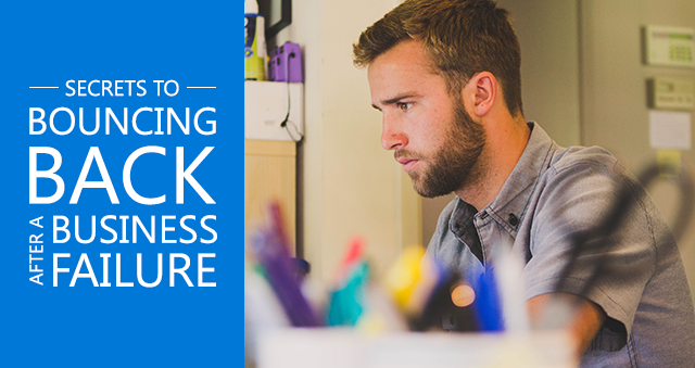 Bouncing Back from a Business Failure