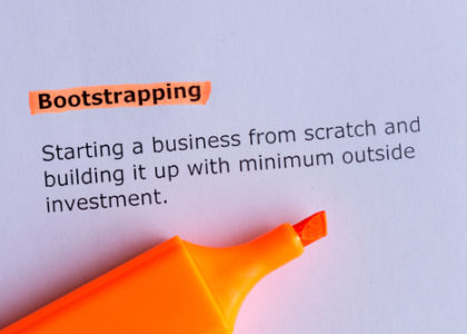 Bootstrap your business to success